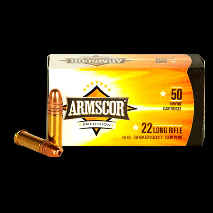22LR Standard Velocity Solid Point