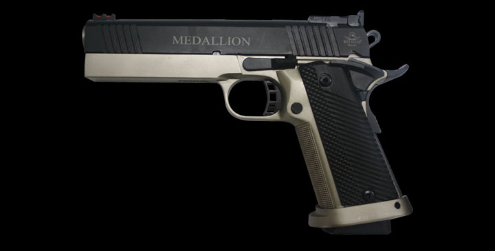 MEDALLION TACTICAL A2-2 TONE (51607) | Armscor Shooting Center, Inc