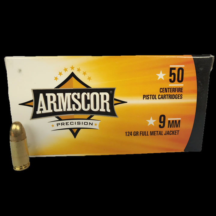 9mm Fmj Armscor Shooting Center Inc Asci Philippines