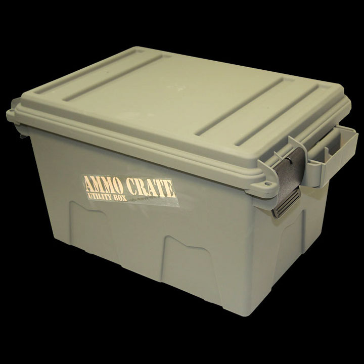 Ammo Crate Utility Box - Army Green (ACR7-18)